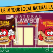 原宿で人気のお菓子クッキータイムがナチュラルローソンに登場