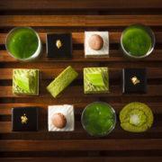 50mの行列をつくる人気スイーツビュッフェ新テーマは「抹茶とメロンとチョコレート」