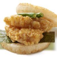 """モスバーガー """"天丼""""をモチーフにしたライスバーガー2種を期間限定で新発売"""