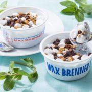 マックスブレナー 「ミントチョコレートアイス」がセブンイレブン限定で発売