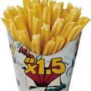 ミニストップ 人気の「Xフライドポテト」がお値段そのまま1.5倍で登場