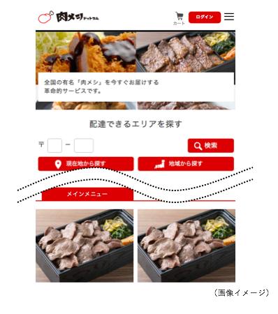 肉 メシ ドット コム